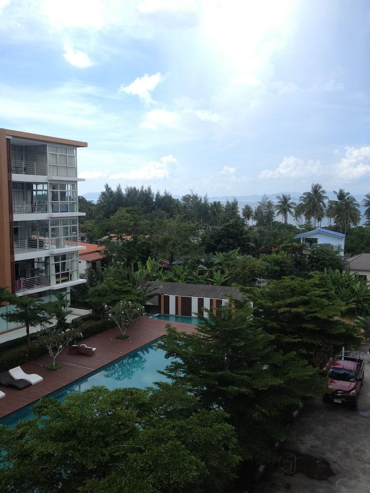 1-bedroom condo in Klong Muang