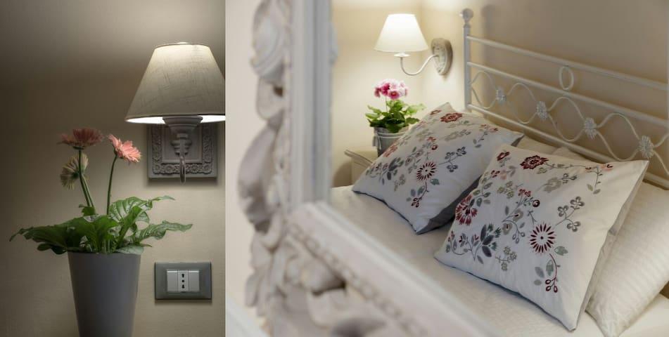Camera romantica in centro storico - Parme - Bed & Breakfast