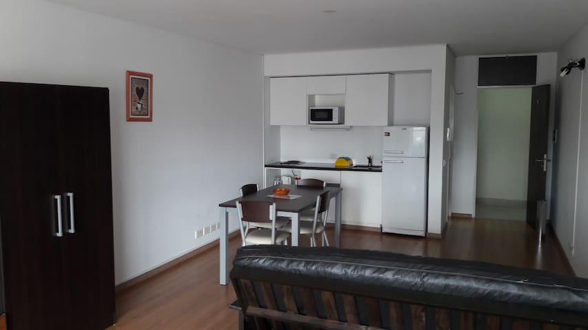 AMPLIO/BAÑO GRANDE/COMODO/SILENCIOSO/CERCA DE TODO - Rosario - Condominium
