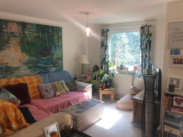 ★ Stunning 1Bed Apt - 5mins from Greenwich Park ★