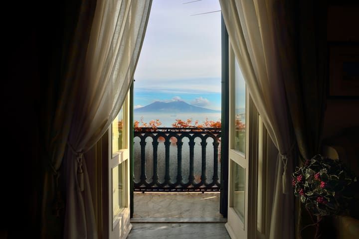 POSILLIPO-unbelievable wiew - Neapol - Apartament