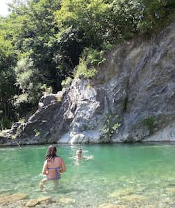 Nel verde dell'alta Val Trebbia-On the green River - Ottone - Flat