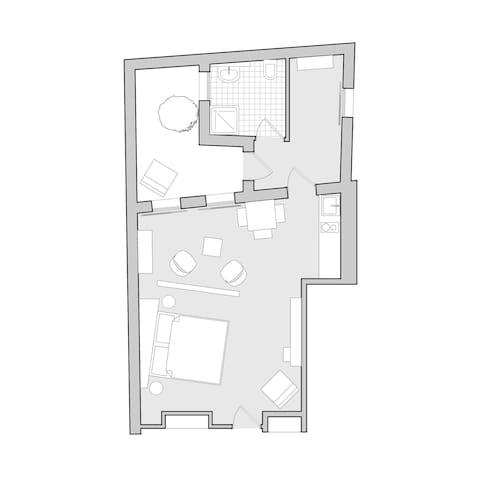 Planimetria - Floor plan