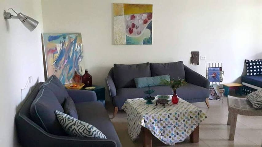 Peacful Stylish Galilee Haven in Oak Grove - Alon HaGalil - 公寓