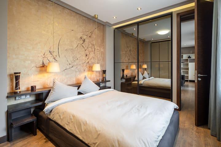 Bedroom - Спальная комната