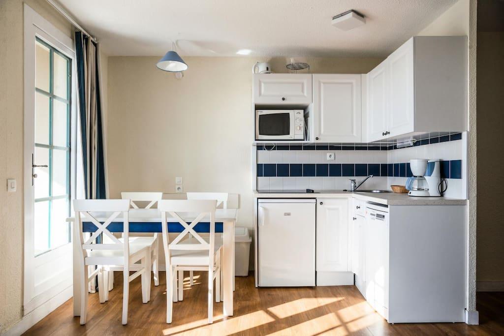 Appartement 2 pièces 4/5 personnes Selection
