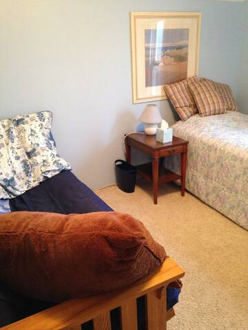 Spacious Room in Blue - Snohomish - Bed & Breakfast