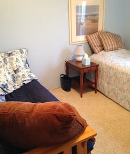 Spacious Room in Blue - Snohomish