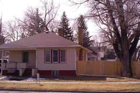 Tree area corner house - Laramie
