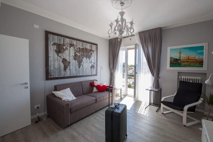 Marco Polo Apartment ✈️ between Venice&VCEAirport