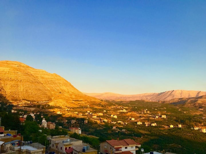 Ideal Appartment Downtown Ehden