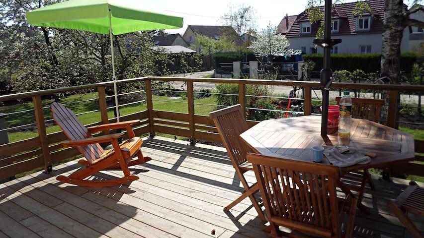 Belle maison familiale à Colmar + vélos - Colmar - Ev