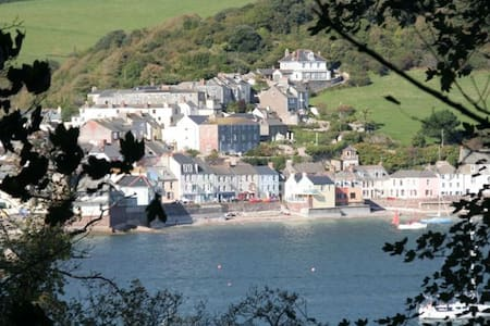 Alibett's @ Kingsand in Cornwall - Cornwall - Bed & Breakfast