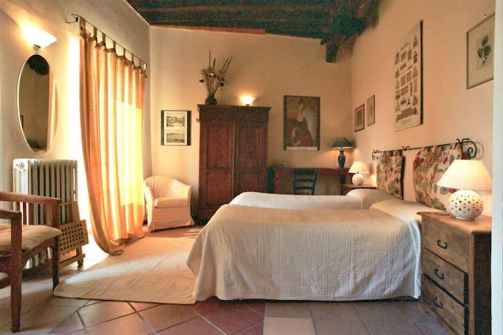 Award winning b&b Terracotta roomx3 - Casperia - Bed & Breakfast