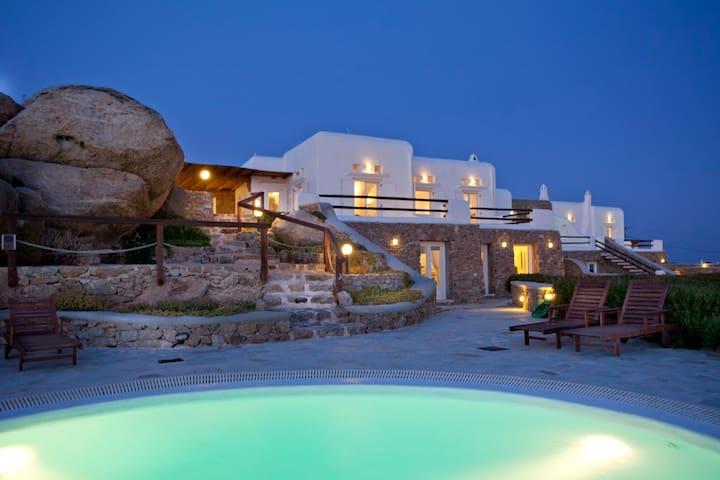 Luxury villa Super Paradise Mykonos - Míconos - Vila