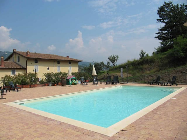 Appartamento a Stazione Masotti per 6 pax ID 394 - Serravalle Pistoiese - Leilighet