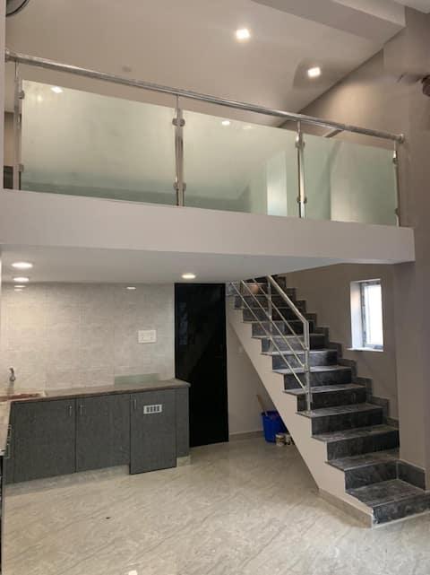 Fully Furnished Luxury Studio Villa @ ECR Chennai