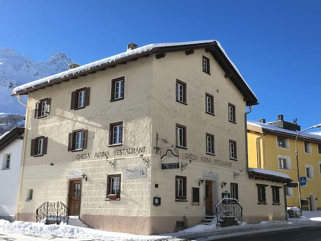 Chesa Alpina Apartment