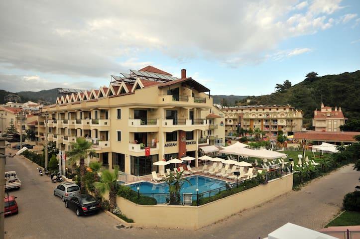 Marmaris'te kiralık Apart daire - Marmaris - Apartemen