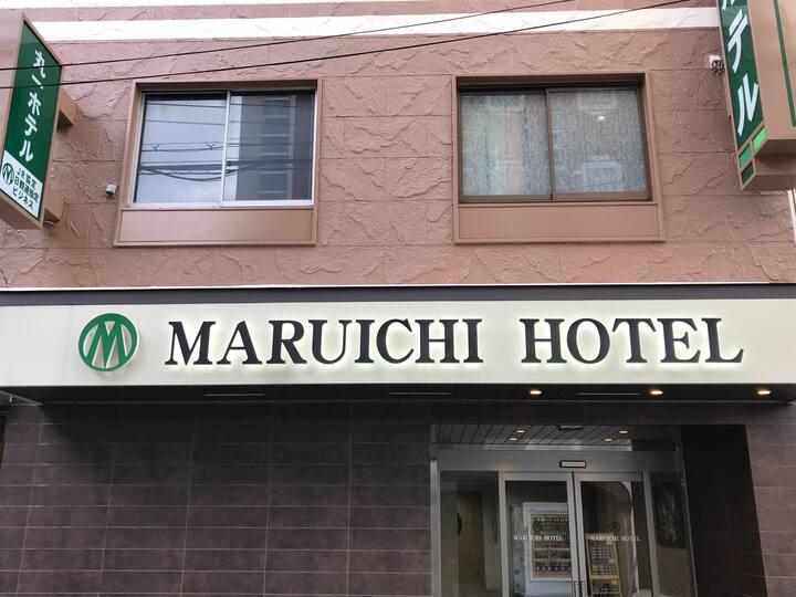 316(2):Osaka Umeda center!Guesthouse price!Hotel!