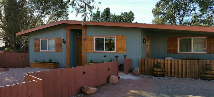 West Sedona Central Location - Near Whole Foods!