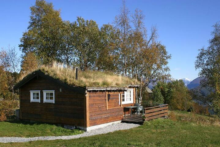 Ulvedalstunet hytte - Fagre Stryn - Stryn - Talo