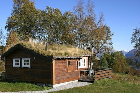 Ulvedalstunet hytte - Fagre Stryn - Stryn - Hus
