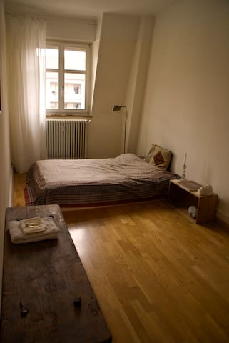 Charming Room close to the station