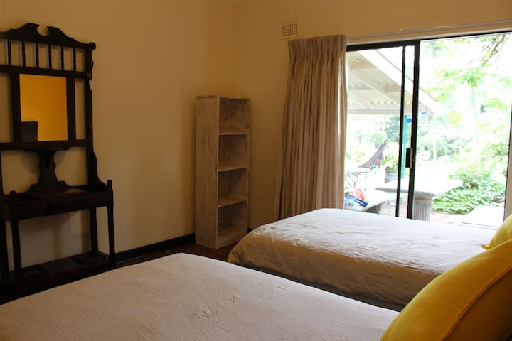 Nkwazi Eco Backpackers (Twin) - Nkwazi - Huis