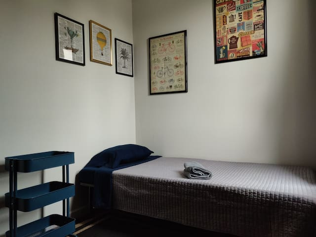 Room M | at Backpacker's Co-living House