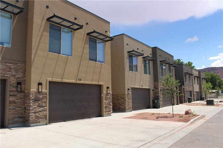 4 Bedroom Condo In Downtown Moab. Great Sleeping Options - Entrada at Moab #438