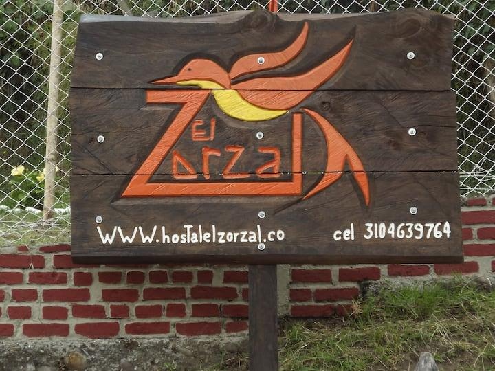 HABITACIÓN FAMILIAR EL ZORZAL 2