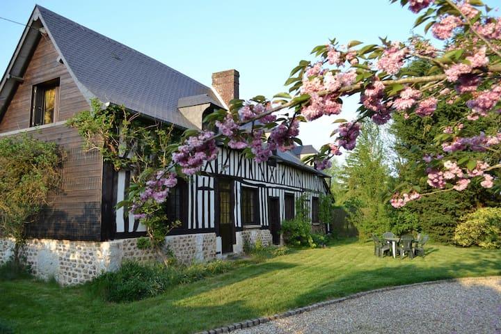 Gîte d'Ecquetot - Ecquetot - Huis