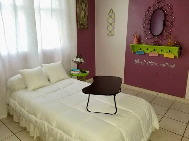 Bedroom - Twin Size Bed
