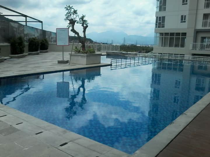 Skyland Apartment in Jatinangor, near UNPAD/ITB