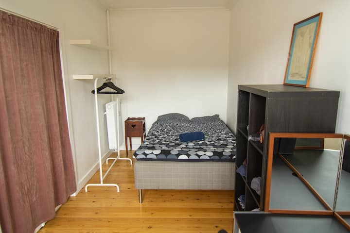 Room Over Nørrebro Station