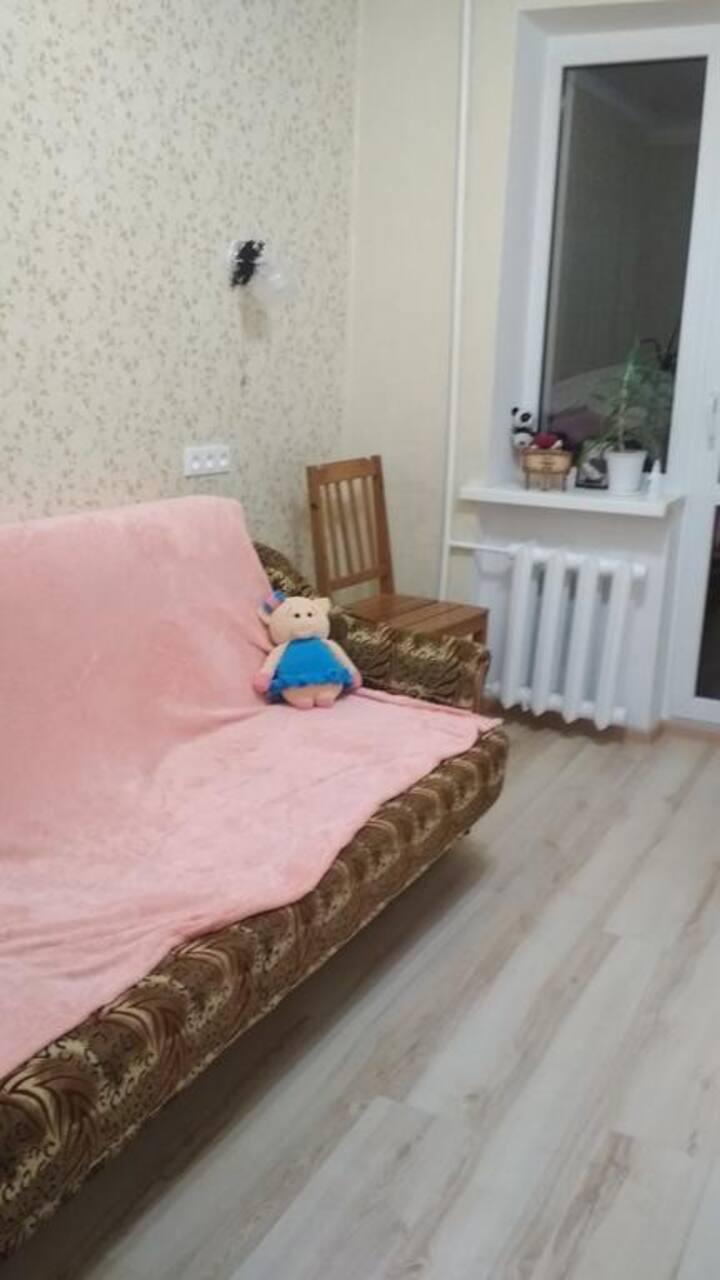 Квартира 2х комнатная в Ольгинке