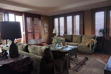 Atmospheric 2br apt. near airport and downtown - Γουατεμάλα - Διαμέρισμα