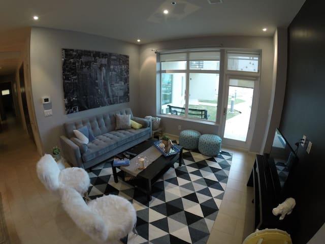 Modern Condo Room