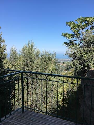Maison entre Mer et Montagne - Canale-di-Verde - Casa