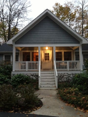 Charming 6 bdrm Shanty Creek House - Bellaire - Hus