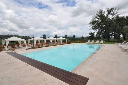 Bilocale 2 pax a Civitella in Val di Chiana ID 468 - Civitella in Val di Chiana - Квартира