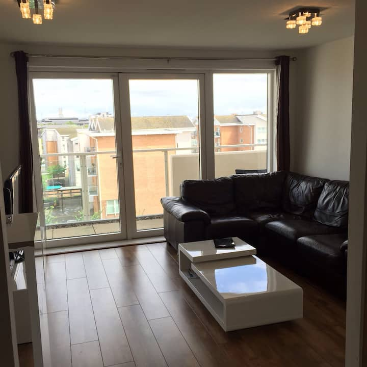 Cardiff bay, 1 bedroom apartment