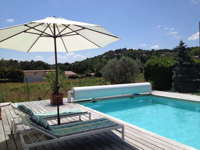 Magnifique villa Piscine / tennis
