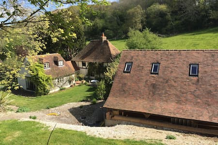 Idyllic rural getaway - Elham Valley, Canterbury