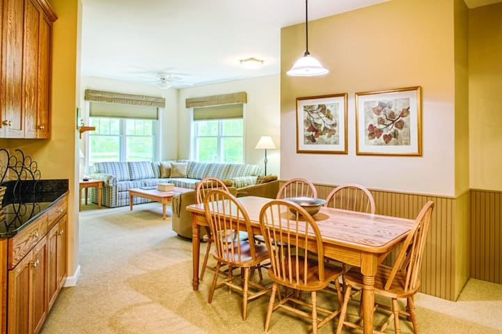 Wyndham Smugglers Notch -2 Bedroom Deluxe