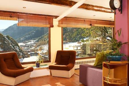 Andorra, Ordino, chalet  vistas preciosas al valle - Faház