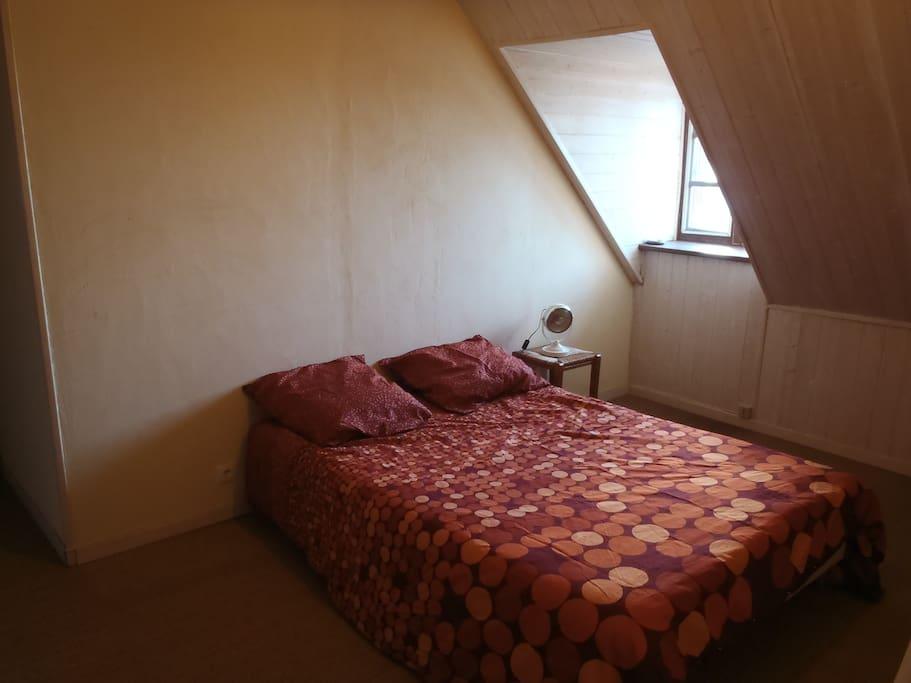 La chambre !