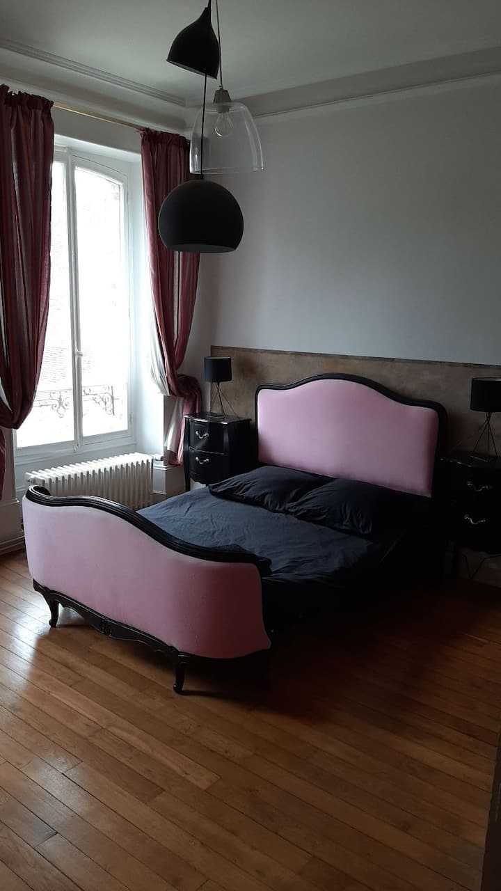 Chambre Framboise