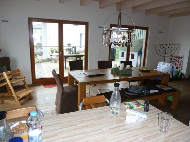 Tolles gemütlich, modernes Wohnhaus in toller Lage - Hadamar - Casa